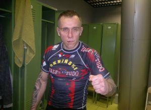 Michał Gutowski Okniński MMA Szczecin