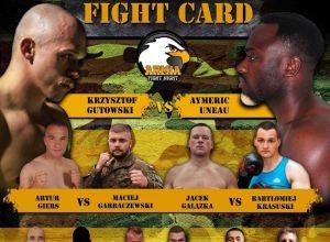 Armia Fight Night 3 w Sokołowie Podlaskim wyniki