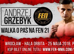 FEN 21 Andrzej Grzebyk