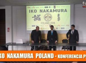 IKO Nakamura Poland 2018