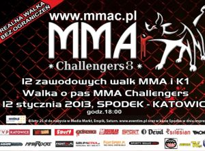 MMA Challengers 8