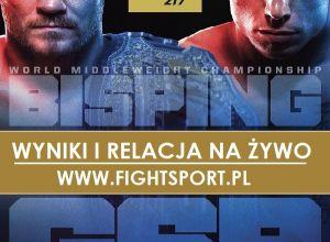 UFC 217 wyniki