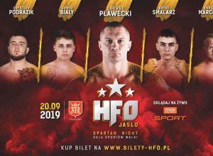 HFO Spartan Fight Jasło