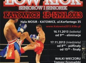 Otwarty Puchar Polski Low Kick Katowice