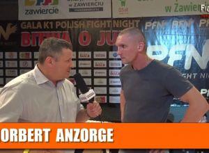 Norbert Anzorge po PFN 2