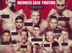 MMA Madness Cage Fighting 4