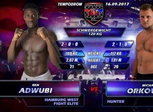 Orkowski vs Adwubi