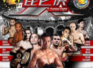 Kunlun Fight Italy