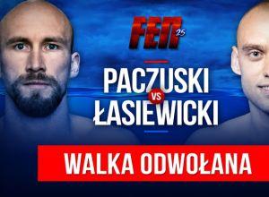 FEN 25 Paczuski vs Łasiewicki - odwołana