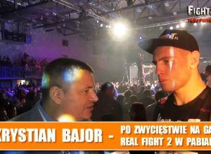 Real Fight 2 Krystian Bajor