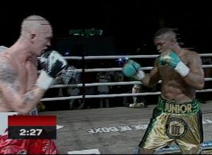 Michał Cieślak vs Junior Ilunga Makabu
