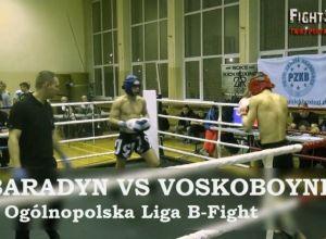 Artur Baradyn vs Artem Voskoboynikov