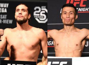 UFC Korea: Brian Ortega vs Chan Sung Jun