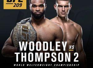Woodley vs Thompson 2