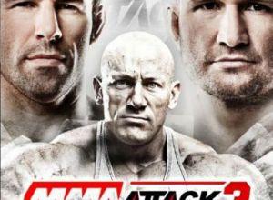 MMA Attack 3