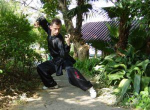 Choy Lee Fut Kung Fu Tomasz Chabowski