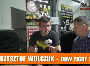 Krzysztof Wołczuk DKW Fight Night