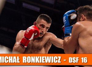 [fot. DSF Kickboxing Challenge] Michał Ronkiewicz