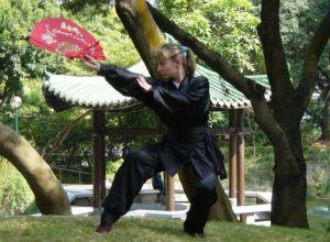 Choy Lee Fut Kung Fu - Sabina Chabowska