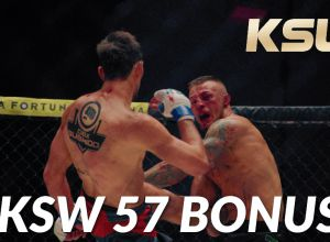 KSW 57 bonusy
