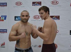Maciej Browarski vs Victor Nemkov