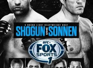 UFC Fight Night 26 Shogun vs Sonnen