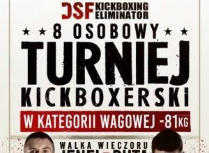 DSF Kickboxing Challenge Eliminator