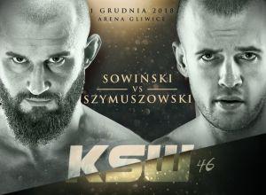 KSW 46 Sowiński vs Szymuszowski