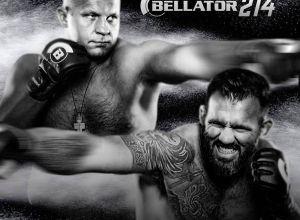 Bellator 2014 Fedor vs Bader