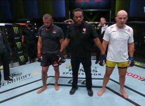 UFC Vegas 13 Thiago Santos vs Glover Teixeira