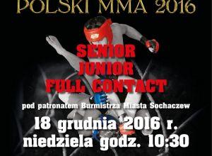 Mistrzostwa Polski MMA 2016 Sochaczew