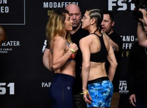Nicco Montano vs Roxanne Modafferi