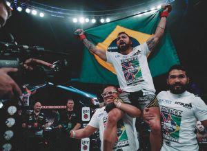 Patricky Freire Bellator MMA