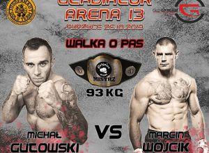 Michał Gutowski vs Marcin Wójcik