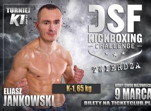 DSF Kickboxing Challenge ''Twierdza'' - turniej K-1