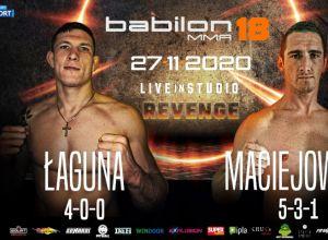Babilon MMA 18 Maciejowski vs Łaguna
