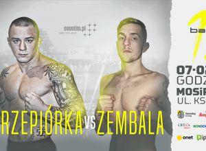 Babilon MMA 12 Przepiórka vs Zembala
