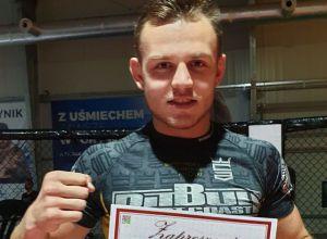 Best of the Best - Turniej MMA - Tymoteusz Łopaczyk