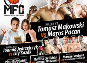 MFC5 Makowski Fighting Championship