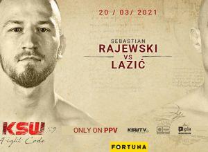 KSW 59 Rajewski vs Lazić