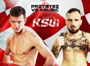 KSW 51 Przybysz vs Krušič