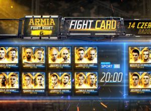 Armia Fight Night 6 karta walk