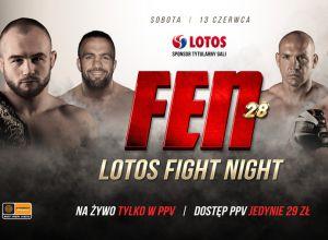 FEN 28 Lotos Fight Night PPV