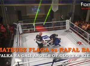 Mateusz Flaga vs Rafał Balicki