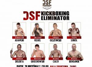 DSF Kickboxing Eliminator