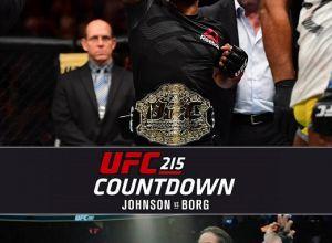 UFC 215 Countdown