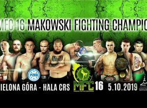 Makowski Fighting Championship 16 [MFC 16]