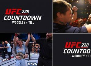 UFC 228 Countdown