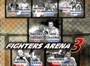 Fighters Arena 3 - Karta walk