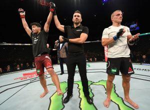 Salim Touahri vs Keitaro Nakamura, UFC Adelaide